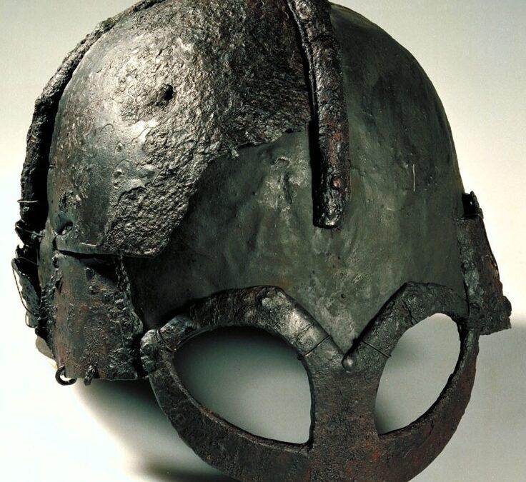 Did the Vikings Wear Helmets?