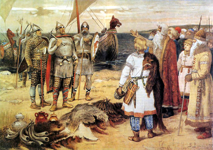 The Swedish Vikings: Who Were the Rus?