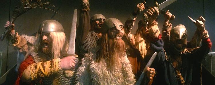 How tall were the Vikings? Vikings Arkeologisk museum Stavanger, Norway