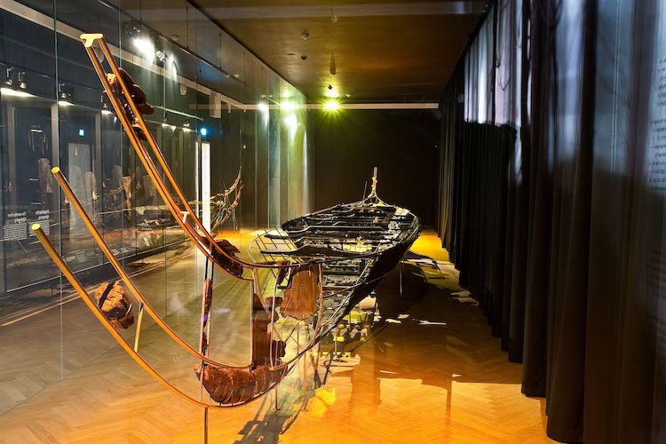 How the Viking longship came to be