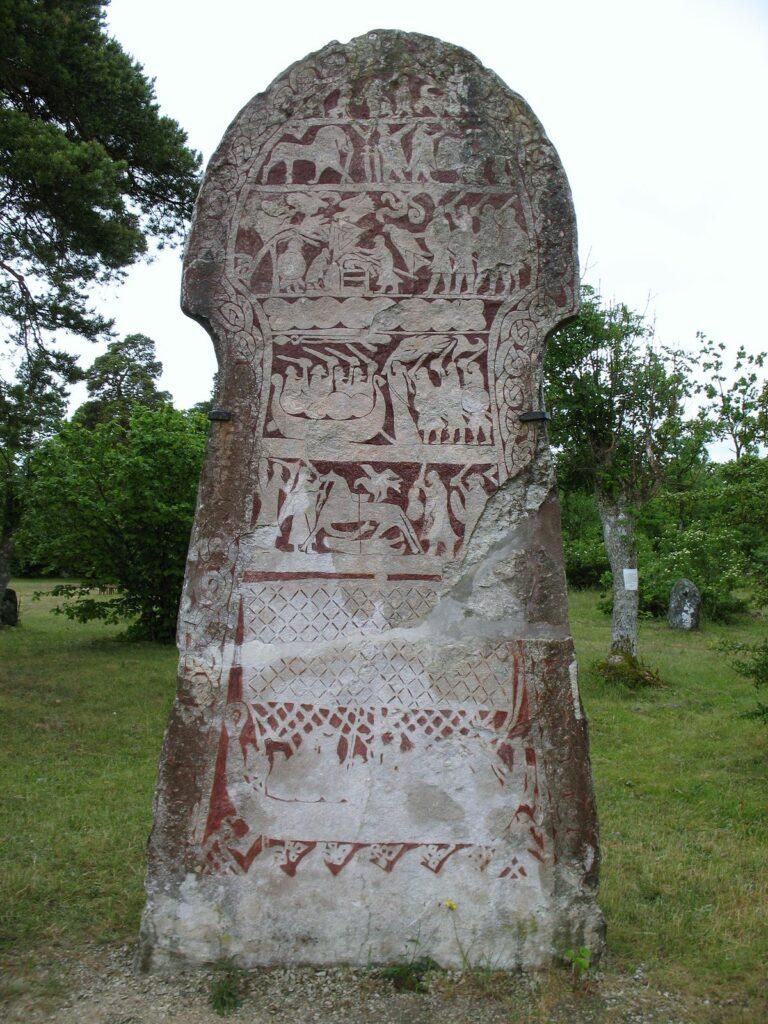 The Stora Hammers Stone