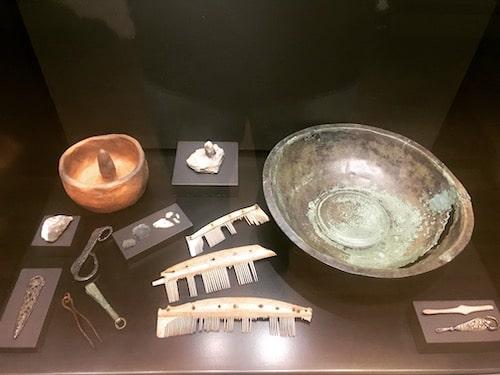 Swedish National Museum Grooming Kit