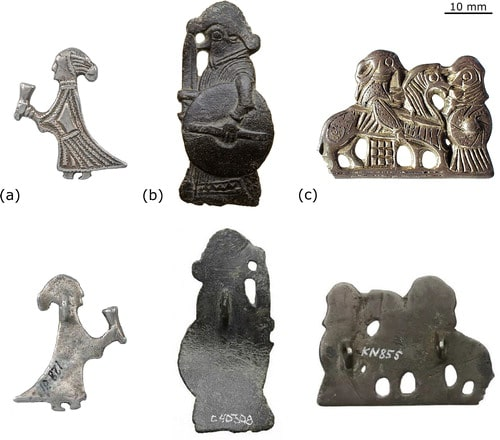 Viking Age Amulets May Have Represented Ritual Costumes, Not Gods and Heroes, A New Study Concludes
